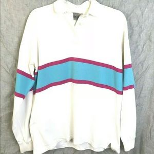 Vintage Britches Great Outdoor Shirt Polo 1990's